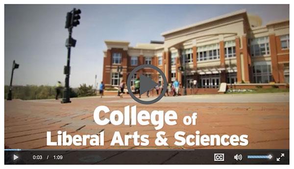 College Of Liberal Arts Sciences Unc Charlotte