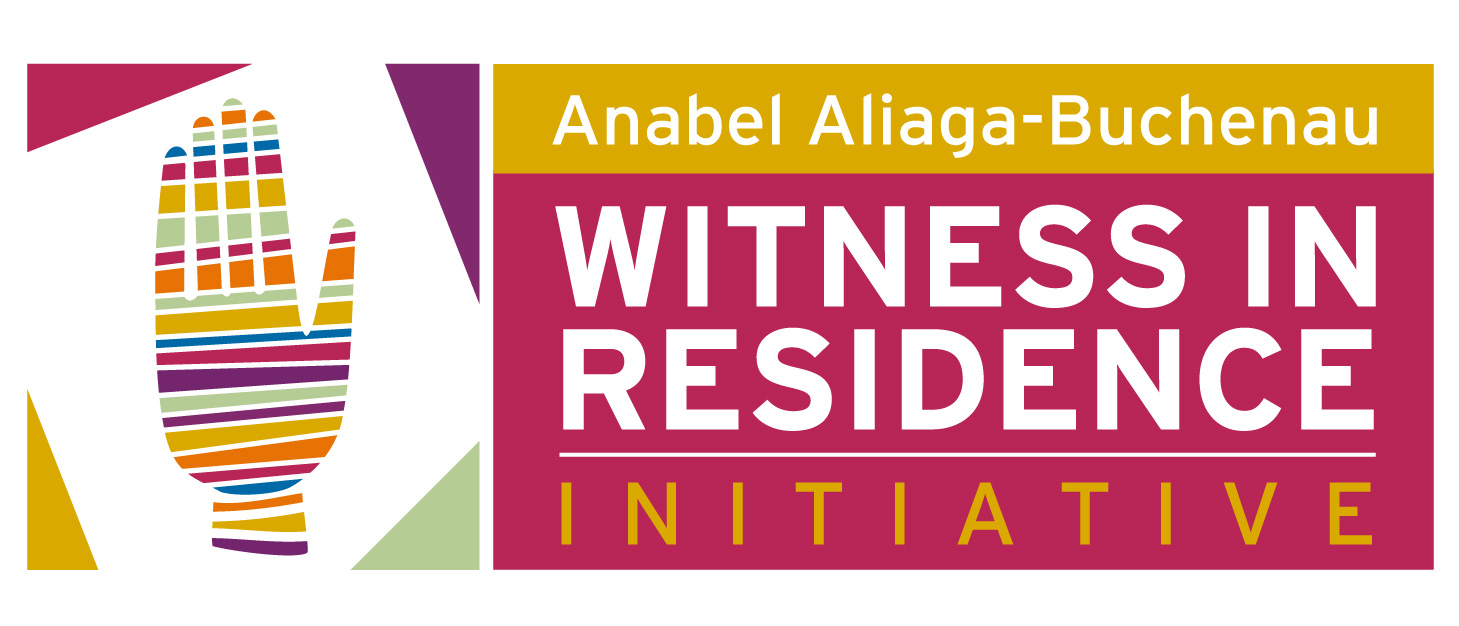 Anabel Aliaga-Buchenau Witness in Residence Initiative